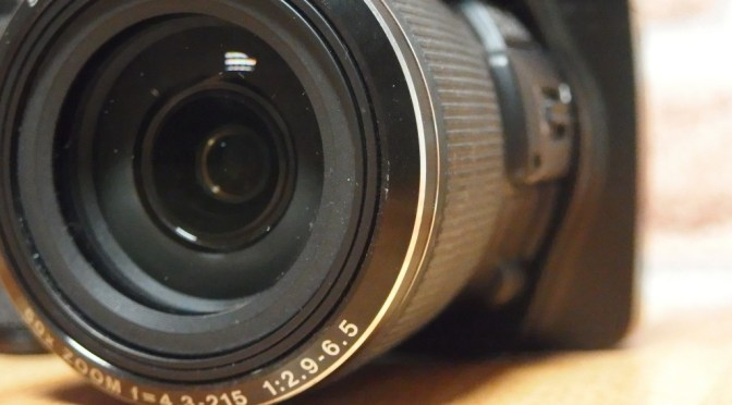 The Gadget Man – Episode 78 – Fujifilm Finepix S9900W Bridge Camera