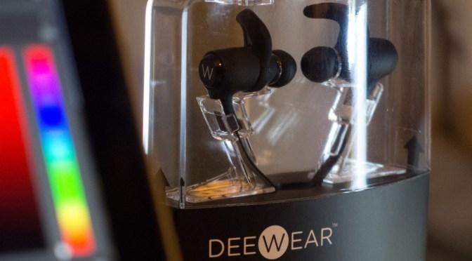 The Gadget Man – Episode 85 – FlyONE Dark bluetooth headphones from DEEWEAR
