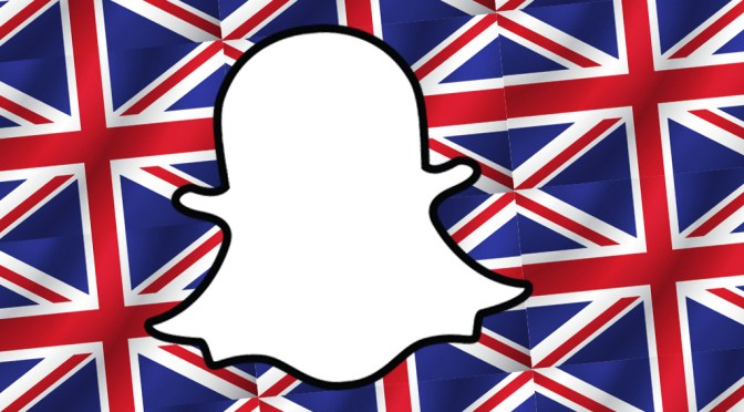 Gadget Man – Episode 96 – Snapchat comes to the UK