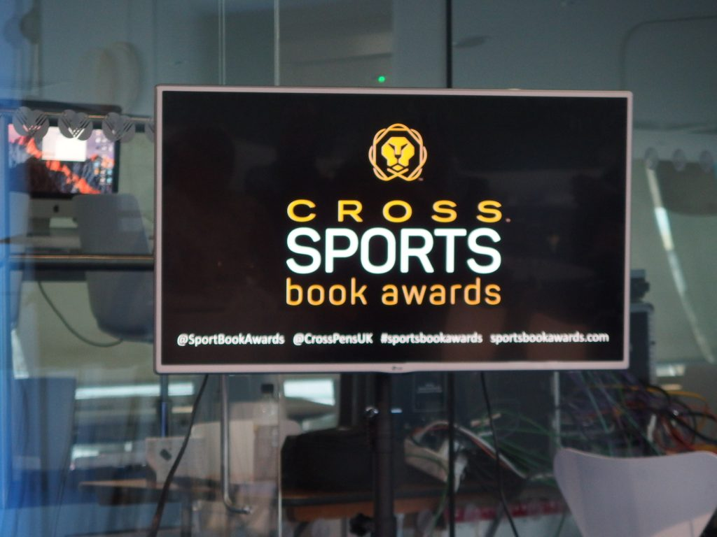 Cross Sports Book Awards 2017