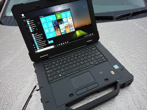 The Dell Latitude 14 Rugged