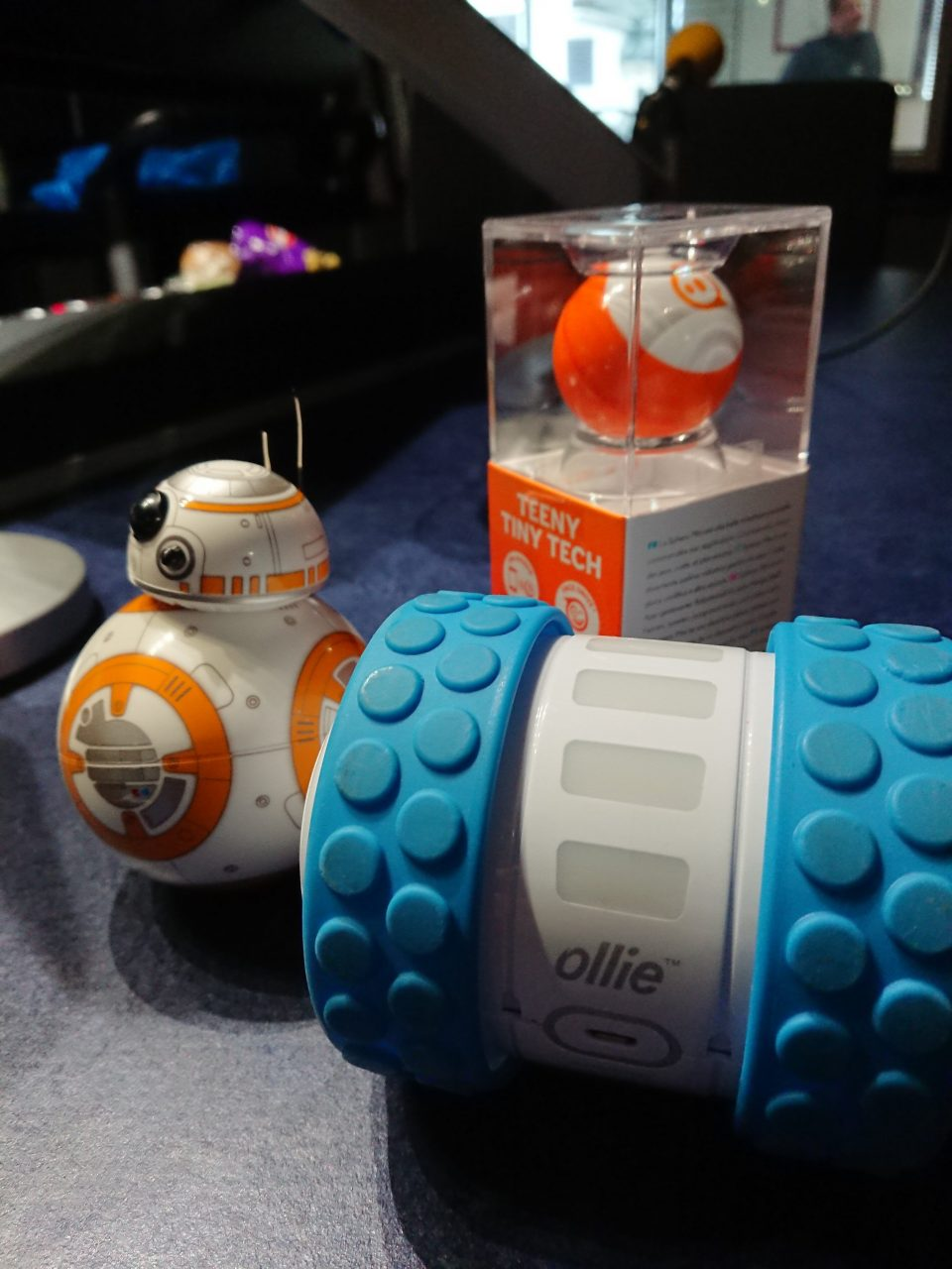 Sphero BB-8, Sphero Mini and Sphero Ollie