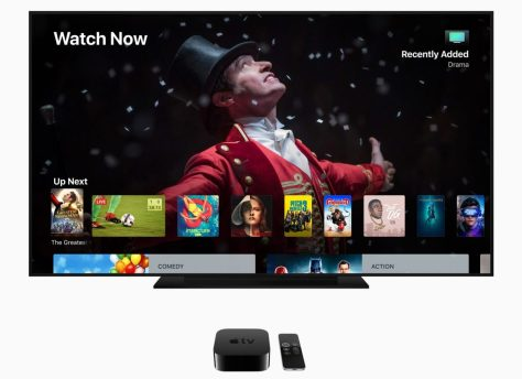 Apple also have been investing heavily in the streaming marketplace - Image credit: Apple Inc