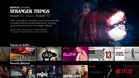 Stranger Things has been a massive success for Netflix - Image Credit: Netflix