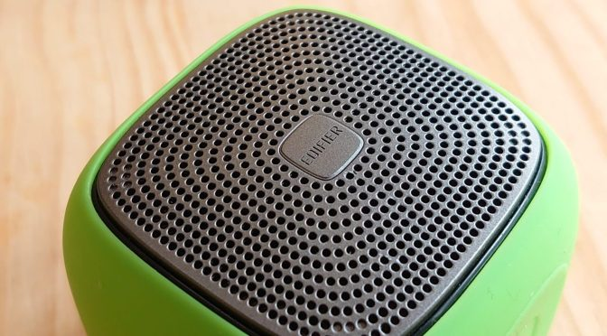 Edifier MP200 – Portable Bluetooth Speakers that are as colourful as life