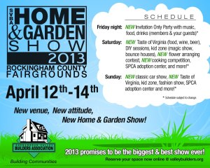 Harrisonburg Home Show
