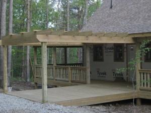 Nelson County Custom Home