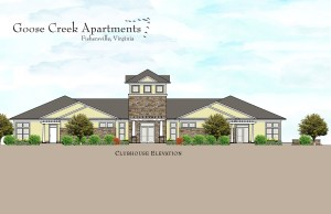 S:2012MasterFolder1233 Goose CreekClubhouse1233 A4 Elevation