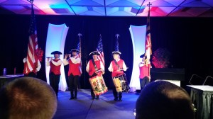 The General Session kicked off with a Star-Spangled Spectacular