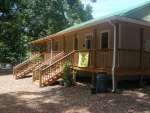 Triple C Camp Nest