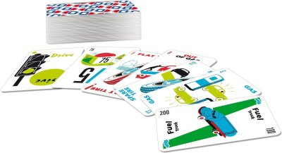 Mille Bornes and Copy Cat Games – Flattery or Great Improvements?