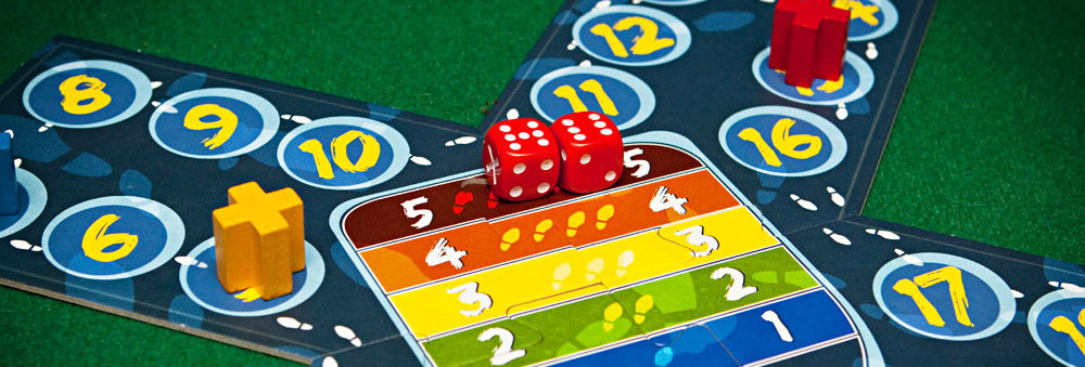 EXCAPE: Another game for the dice addicts!