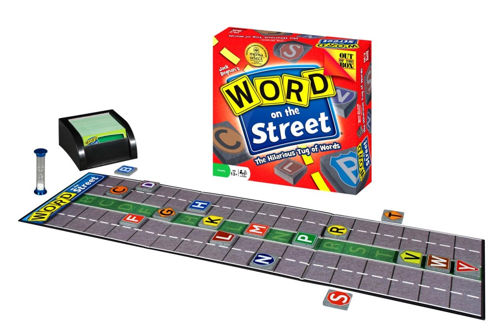 "Word on the Street: ""Tug of Words Rocks!"""