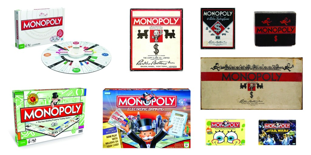 Monopoly Turns 75, or at least the patent does