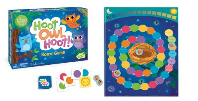 Hoot Owl Hoot: Cooperative Fun