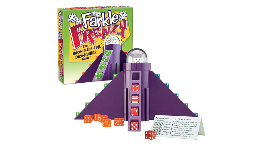 Farkle Frenzy: The new *All-Play* version of Farkle!