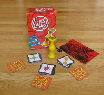 Jungle Speed: This Speed Game's In The Bag