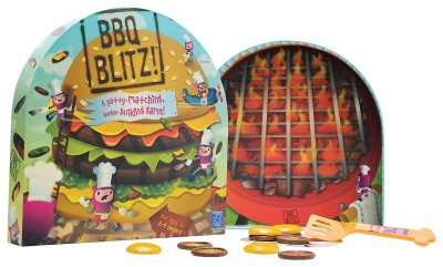 BBQ Blitz: Yummy design, yummy game!