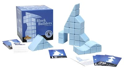 Block Builders: It's one clever block-building brainteaser game