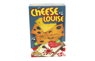 Cheese Louise: A discussion on prototypes