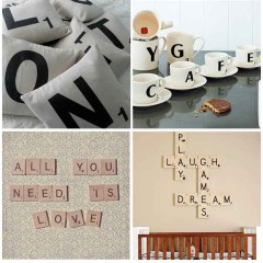 scrabble home items