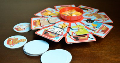 Picture Carousel: A Fun Children's Game from Tactic