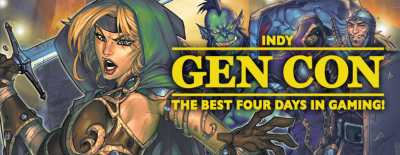 Gen Con 2014: I missed it but here's what other folks had to say…