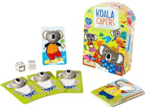 Koala Capers All - short