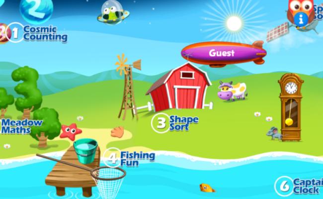 Appgamekit The Game Creators Launch New Educational App