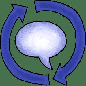 Reverse catchphrase