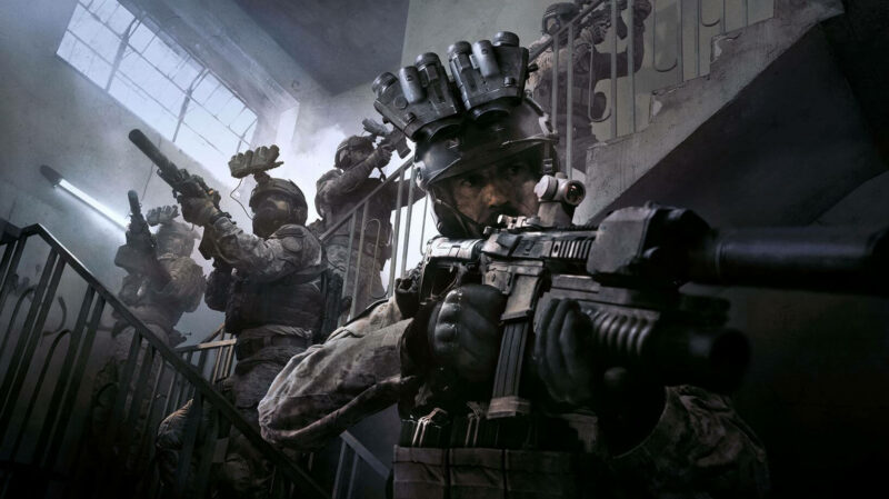 Infinity Ward forces 'Call Of Duty: Warzone' Cheaters to Play Against Each Other