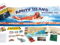 New Item: Jaws Collectors Pack- Amity Island Summer of 75 Kit