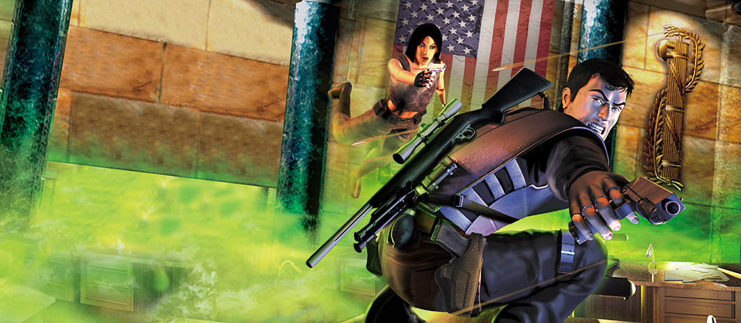 News Syphon Filter Actor Lists 'Syphon Filter Spy Wars