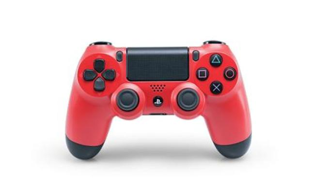 Magma Red Ps4 Dualshock 4 Controller Will Be Coming To