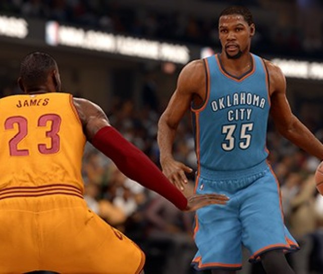 Oh Dear Nba Live 16s Demo Is A Hilarious Glitch Fest