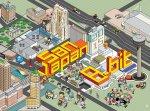 Cosplays of San Japan 8-bit