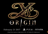 Playstation Experience 2016: Ys Origin trailer