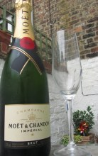 saying goodbye to the corporate world with lovely fizz