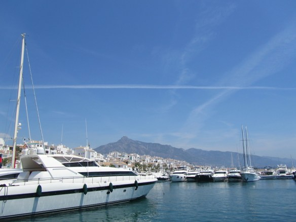 Travel by Instagram - Puerto Banus, Spain