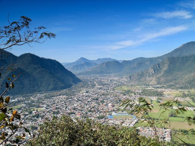 take the cable car from Orizaba to see this view