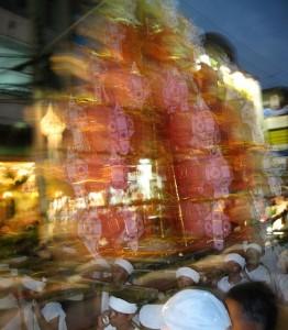 plan my gap year experiences: festival of Loi Krathong, Thailand