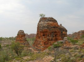 Bungle bungles - a month in the Australian outback