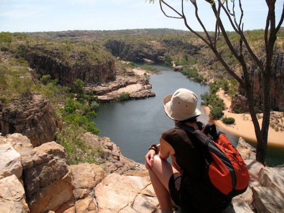 Katherine Gorge - a month in the Australian outback