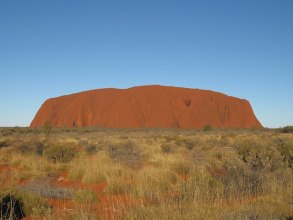Uluru, Ayers Rock - a month in the Australian Outback