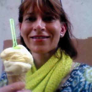 Italian ice-cream gelato