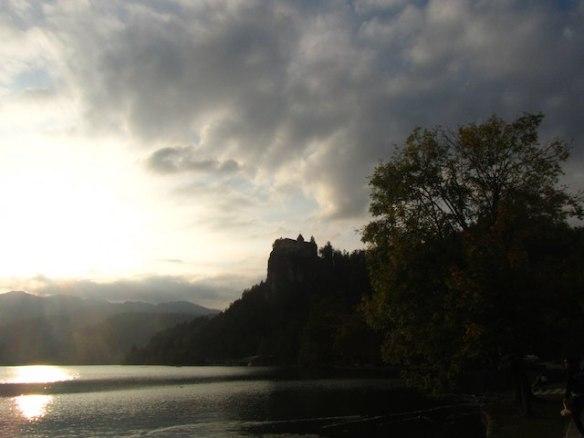 Travel by Instagram - Bled Castle, Lake Bled, Slovenia