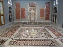 Islamic art in Athens