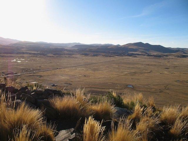 scary travel experiences - funerary towers of Cutimbo, Peru