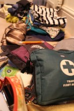 How to pack for backpacking Central America