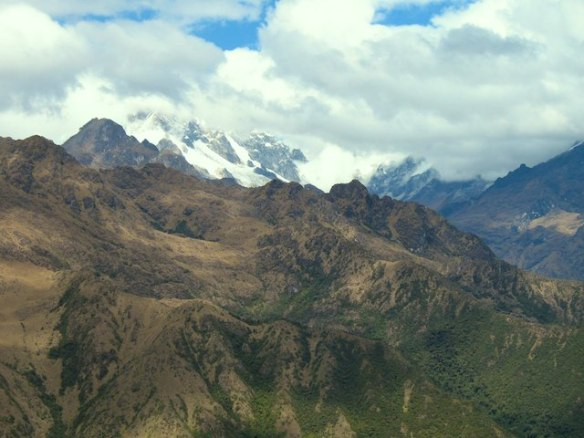 how to save for travel - The Andes